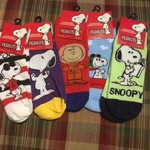 Peanuts Snoopy Socks set 2